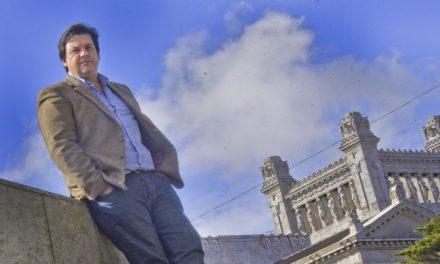 Adrián Peña: el nuevo zurcidor colorado