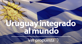 Uruguay integrado al mundo