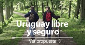 Uruguay Libre y Seguro