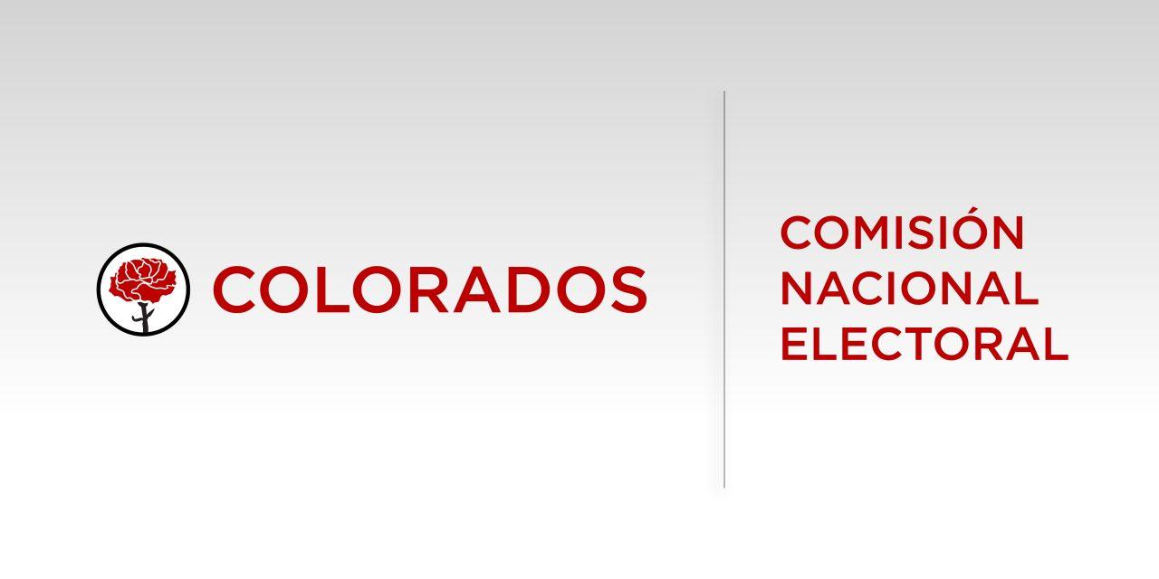 NÓMINA DE CONVENCIONALES NACIONALES ELECTOS
