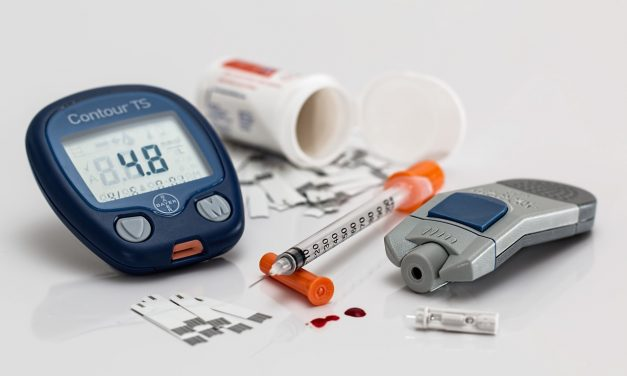 Bomba de insulina para el tratamiento de la diabetes